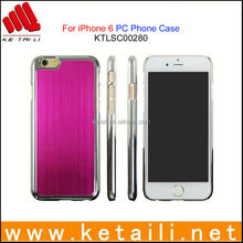 Beautifully Plastic cellphone shell wholesale