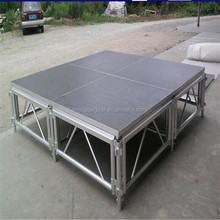 Foresight Aluminum Organic Plexiglass Stage/Mobile Stage/Aluminum Stage