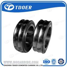export companies finished tungsten carbide cold oval reducing rolls made in china