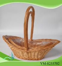 Small beautiful high-quality Wicker Fruit Basket
