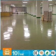 Industry Purpose Self Leveling epoxy polymer floor coating