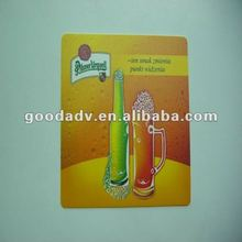 new products for 2013 popular cheap pp coaster for promotional gifts