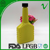 biodegradable 300ml hdpe long neck plastic bottles for engine oil