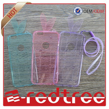 Wholesale high quality TPU sublimation case cute cover for iphone 6