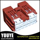 Chcwld youye YY8102221 conector Automotive 10P Brown para a Renault Duster / NISSAN/ SUBARU