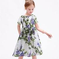 Children dresses Girls Party Dresses kids dresses