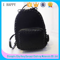 2015 Wholesale Newest Women Leather Backpack for School