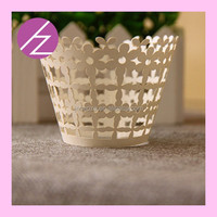Eco-friendly paper cake wrapper for party DG-1