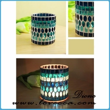 Wedding candle holders,colorful glass candle holder,wholesale glass candle art and craft