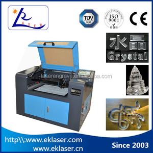 ACUT-5030 CNC Laser/Petit CO2 Laser Machine De Découpe Pour Le Métal/Haute Qualité Laser Machine De Gravure