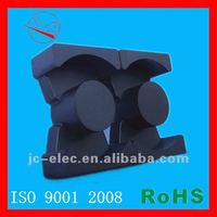 Mn-Zn PQ38/12 soft ferrite magnetic core