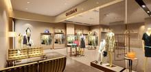 Custom high quality retail toy baby shop display racks/shop furniture garment display/garment shop display