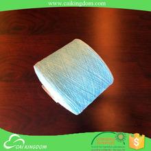 larggest exporter cotton knitting yarn raw waxed recycle yarn