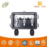 High quality solar panel junction box with TUV approved