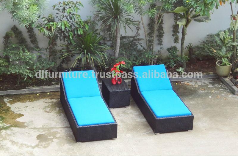 Muebles de mimbre sint tico baratos muebles de mimbre for Muebles jardin mimbre