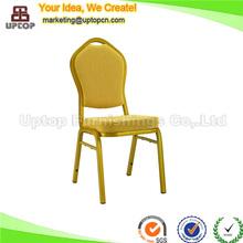 (SP-AF119)sillas de salón de banquetes de oro muebles de la iglesia moderna de gama alta