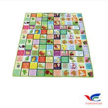 Top vente ramper tapis de puzzle tapis enfants utilisé bébé mat
