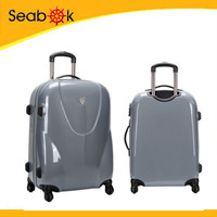 Luggage bag,Lady Luggage, ABS PC Luggage