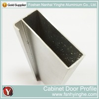 Newest Aluminum Profile Kitchen Cabinet Doors Only