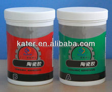 Trade Assurance $30.000 double component epoxy tile adhesive