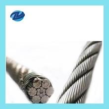 7x7 high carbon galvanized steel wire