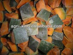 IQF Pumpkin Fruit And Vegetables Export