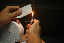 fire retardant elastic band safty