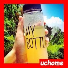 uchomeพลาสติกขวดน้ำดื่มขวดพลาสติกพลาสติกขวดน้ำผลไม้