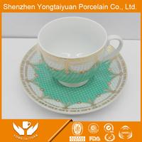 China supplier wholesale customized print inside mug