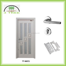 Newest promotion PVC glass shower door