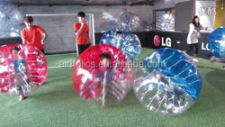 football zorb, bubble foot ball, bumper ball for foot ball games