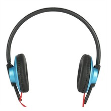 Light design stereo headphone over earmuff headsets