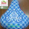 custom bicycle seat cover/designer bicycle seat cover