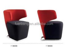 2014 modern office lounge fabric modern student chair