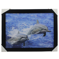 HONGDAO Lenticular 3d picture,animal picture,simple cartoon animation
