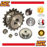 Customized Machined Precision Casting motorcycle sprocket