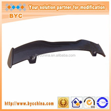 New Style and Fashional Tuning Spoiler For Honda Fit/Jazz 2014 Carbon Fiber Rear Roof Spoiler, Mugen type