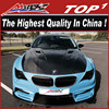 Wide body kit for 2004-2009 BMW 6 series E64-LU Style Wide Body kit