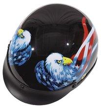 Hot Sale 2014 DOT Fashion halley Helmet Novelty Helmet frame For Sale Safety Helmet JX-B210