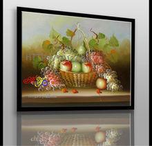 new artwork impressionist handmade fruit oil painting on canvas home decor
