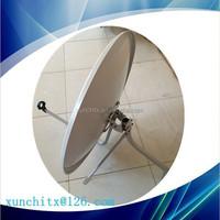 Ku-band 90cm tv dish satellite antenna/ New antena satelital