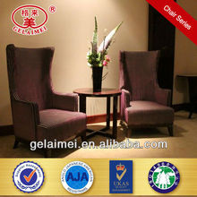 Wholesale fabric high back banquet hotel chairs for sale