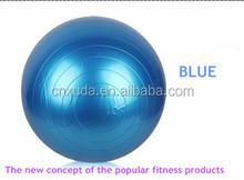 Cheap PVC anti burst gym ball with pump exercise ball Yoga ball