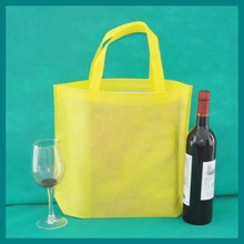 recyclable organic reusable grocery non woven bags
