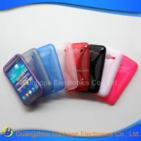 Anti-skid X Line Gel Soft TPU Phone Cover For Samsung Galaxy Trend 2 II lite G318 Mobile Phone Accessories 2015