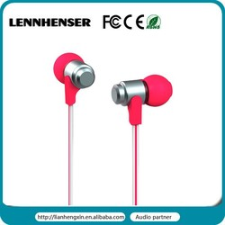 2015 promotion hot sales colorful in-ear earbuds and headphone for ipad