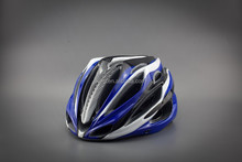 PC material head protector of cycling, bicycle helmet with led light, racing bicycle helmet