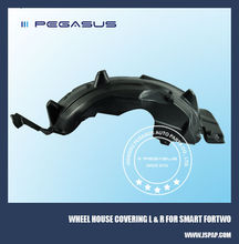 Tuning body kit wheel house covering L / R for Smart fortwo A 451884 0722 / 0822