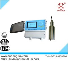 Waste water process Turbidity/Sludge concentration 0-50000 mg/L 4-20mA Meter Controller