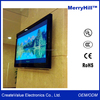 Tablet TV With VESA Mounting 42/46/55/65/70 inch Flat Screen Advertising LCD Media Monitor